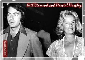 Neil diamond and wife