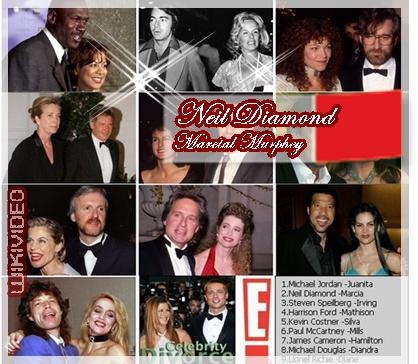 Neil diamond celebrity divorced