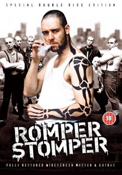 RomperStomper(1992)-poster